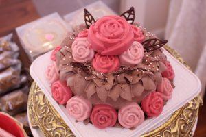 チョコレートケーキタイプ