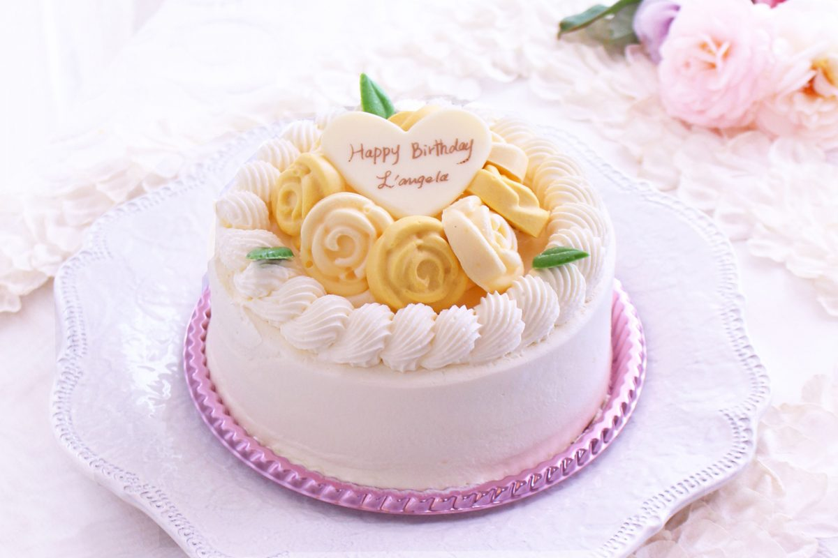 新登場 冷凍ケーキ「トロピカルローズ」