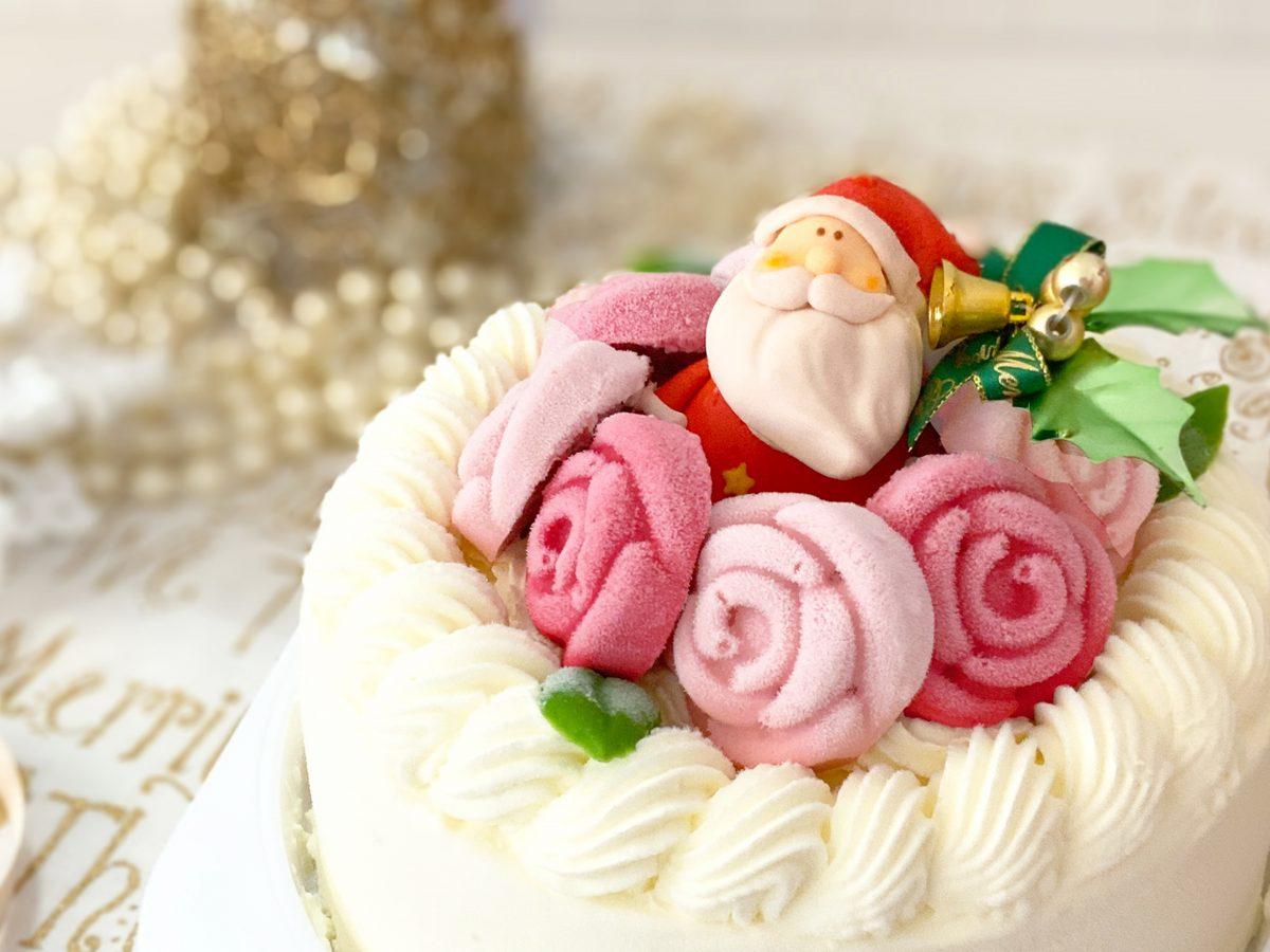 TV放送「通販用クリスマスケーキ2020」について